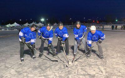 Team KSB SupremeServ – Shootout on The Snye